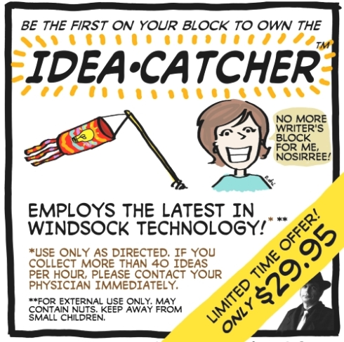 IdeaCatcher