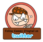 Sammy Twitter icon