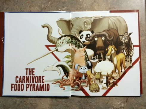 Carnivores end papers