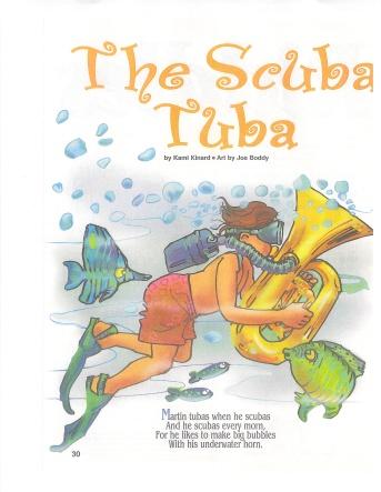 Tuba Scuba page 1