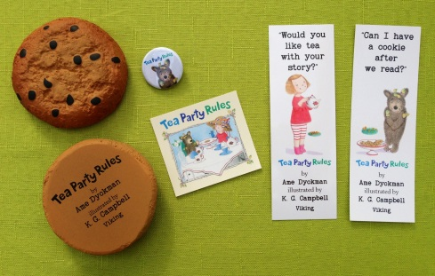 TEA PARTY RULES PRIZE PACK