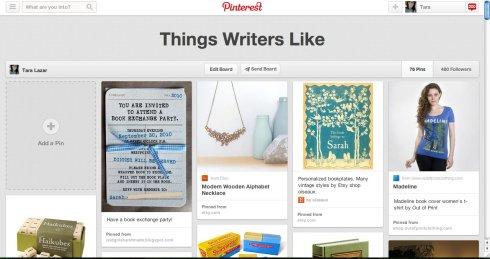 thingswriterslikepinterest