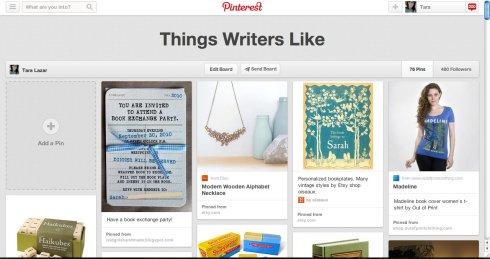 thingswriterslikepinterest