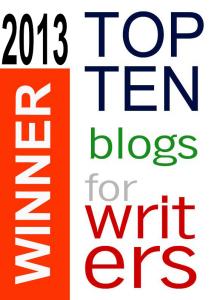 top10blogforwriters2013