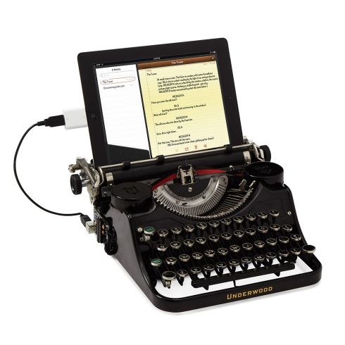 usbtypewriter