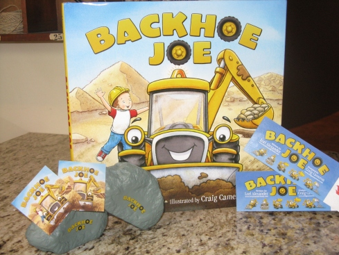 backhoejoe prize pack