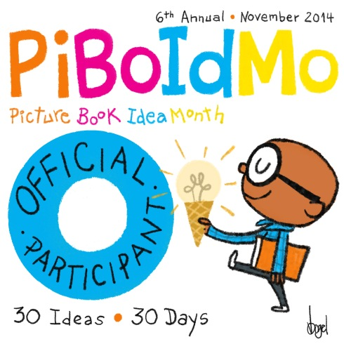 PiBoIdMo 2014 Picture Book Idea Month