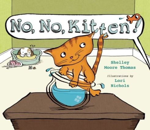 no, no, kitten b and n