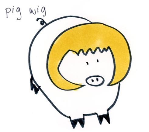 WTSN_03 YellowWig
