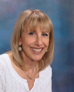 Carol's professional photo for books
