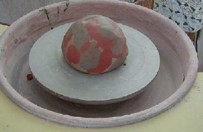 claywheel