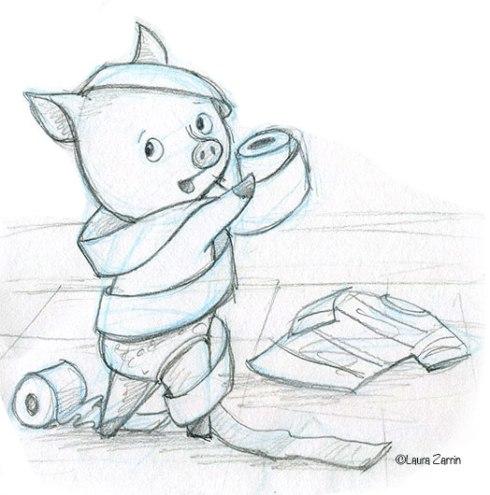 Toilet-paper-mummy-LauraZarrin