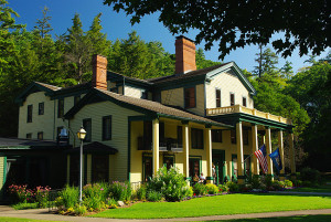 The Glen Iris Inn