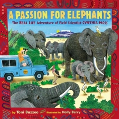 Passion for Elephants cover