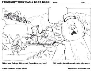 bearbookcoloringpageimage
