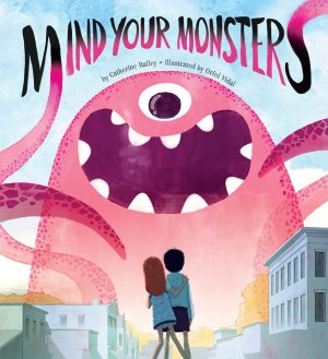 Mind Your Monsters BAILEY Cover