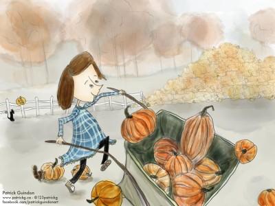 Pumpkinsample