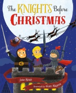 2 The Knights Before Christmas Joan Holub Scott Magoon cover