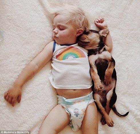 babypuppysleeping
