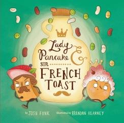 Lady Pancake Cover Image