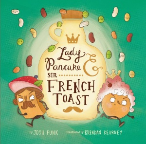 Lady Pancake Cover Image