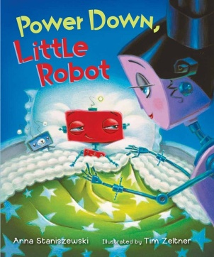 Power Down Robot final cover small
