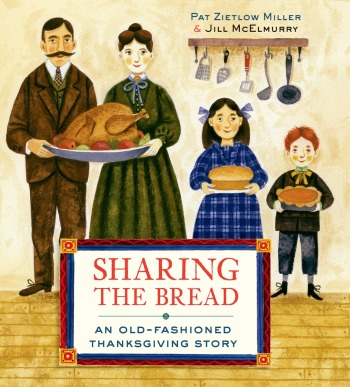 sharing the bread cover