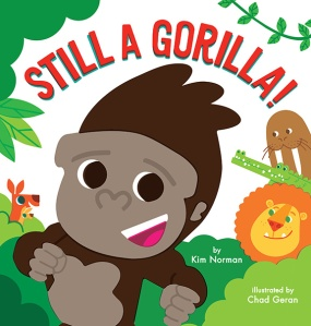 Still a Gorilla_COVER