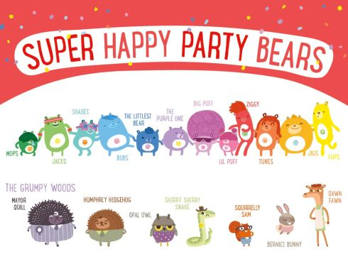 SuperHappyPartyBears