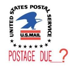 postagedue