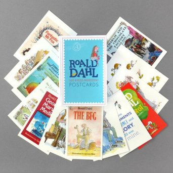 roalddahlpostcards