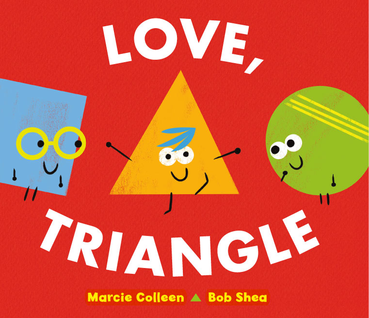 how to write about a love triangle