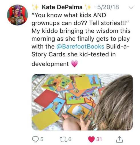 Skipping Around The Interwebs I Stumbled Upon A Magical Discovery Kate DePalma Senior Editor At Barefoot Books Tweeted About Their New