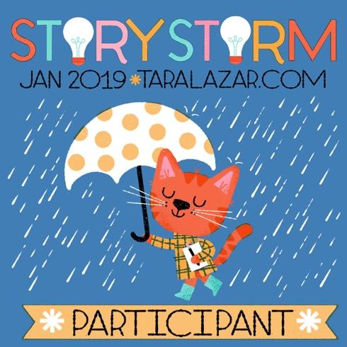 Story Storm 2019 Particpant